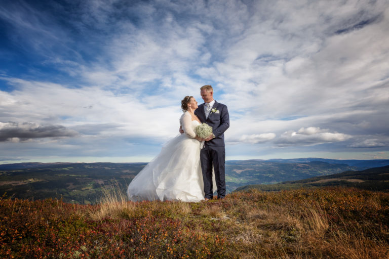 Brudepar - premiert