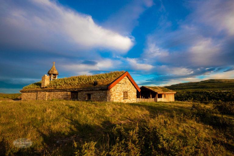Fjellkapellet på Venabygsfjellet