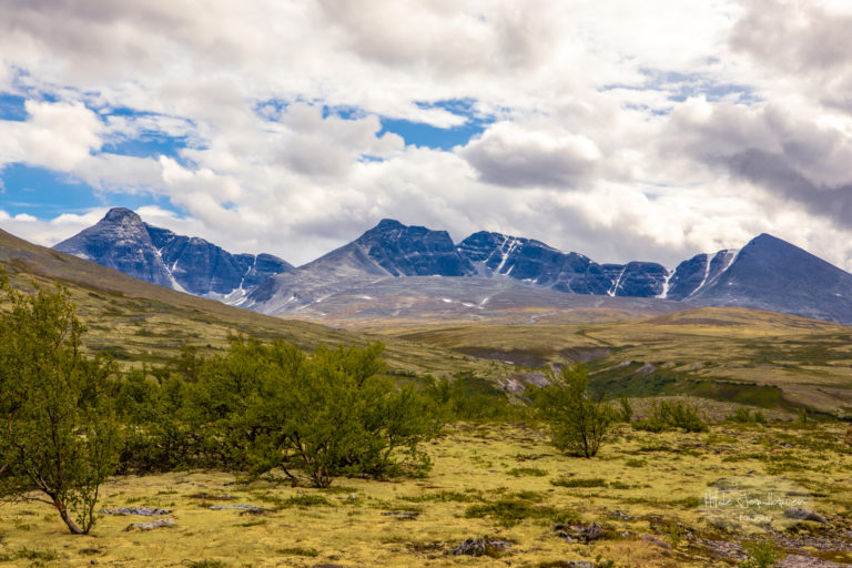 Fjellandskap og natur - hva er finere enn det?