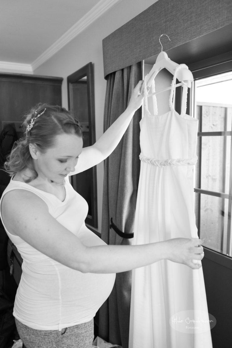 Fra brudens forberedelser