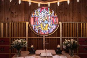 Interiør Fjellkapellet