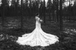 Brud i skogen