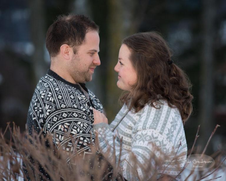 Gunnhild og Anders