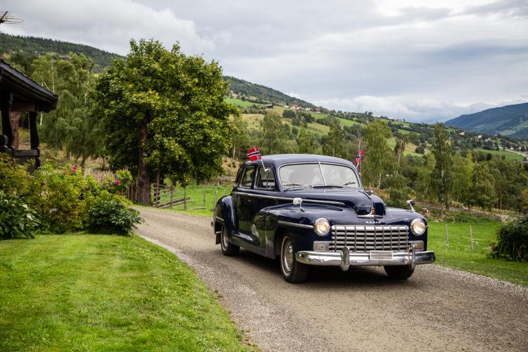 1949 modell DODGE D 24 C