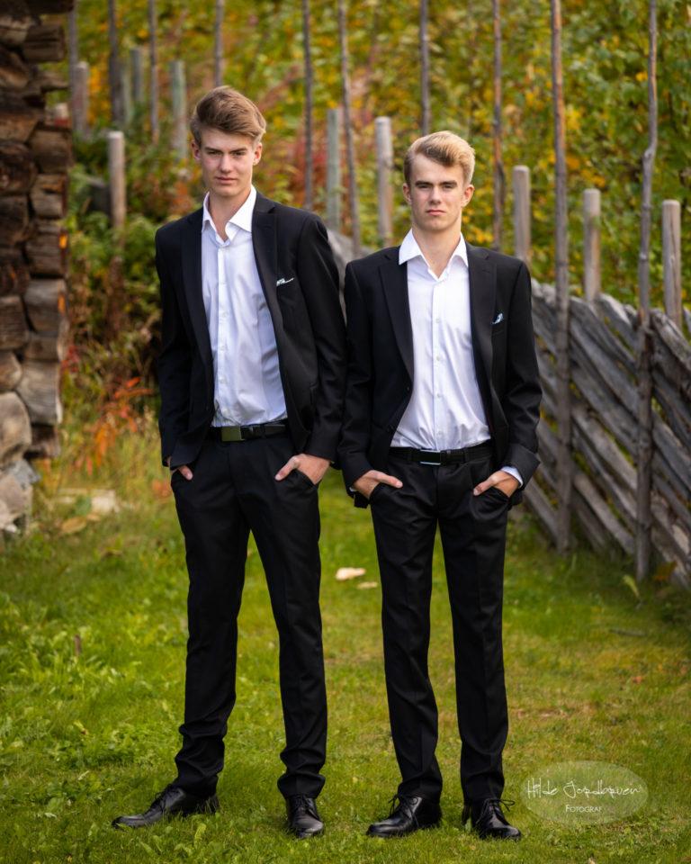 Lars og Even