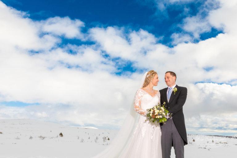 Venabygdsfjellet is snø og sol