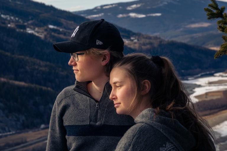 Lars Emil og Ann Kristin